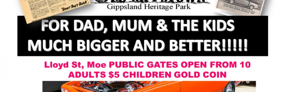 2016 Fathers Day Car Show Poster